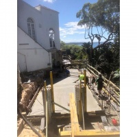 Large renovation project at Vaucluse