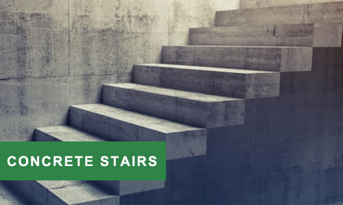 concrete stairs sydney
