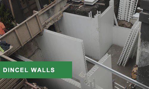 dincel walls sydney