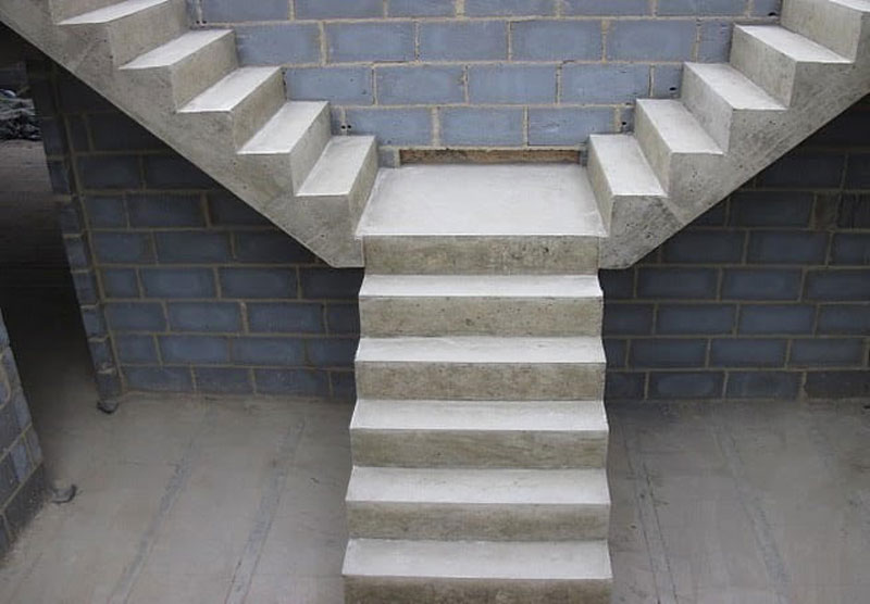 dual staircase construction sydney