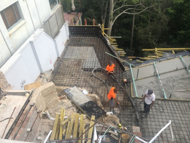 eastern suburbs concreting