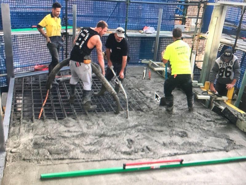 emergency concreter sydney