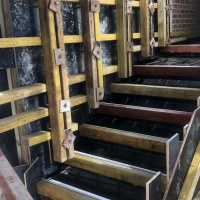 Concrete stair construction, Eastern Suburbs