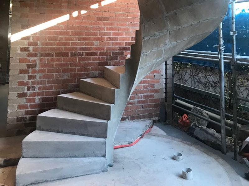 spiral stair design sydney