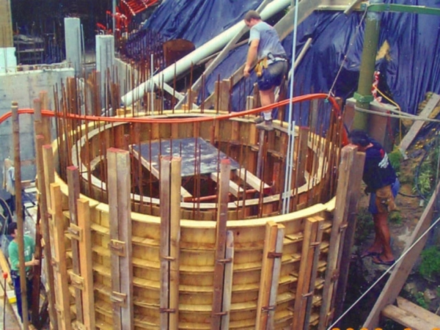 spiral stair formworkers sydney