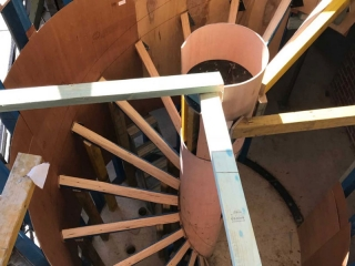spiral staircase construction sydney