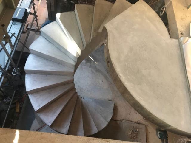 spiral staircase designers sydney
