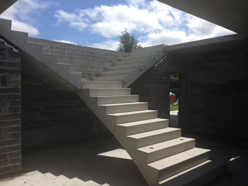 Concrete Stair Design Formwork And Construction Sydney